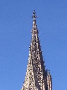 Münster am Morgen