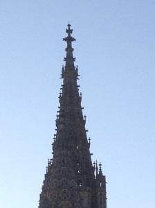 Münster am Abend