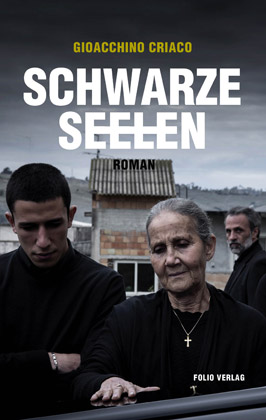 Buchcover - Gioacchino Criaco Schwarze Seelen