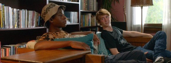 Earl (RJ Cyler) und Greg Gaines (Thomas Mann)