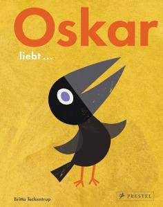 Oskar liebt von Britta Teckentrup