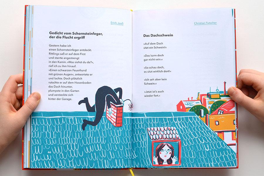 Sieben Ziegen Fliegen Durch Die Nacht Jastrams Kinderbuchblog