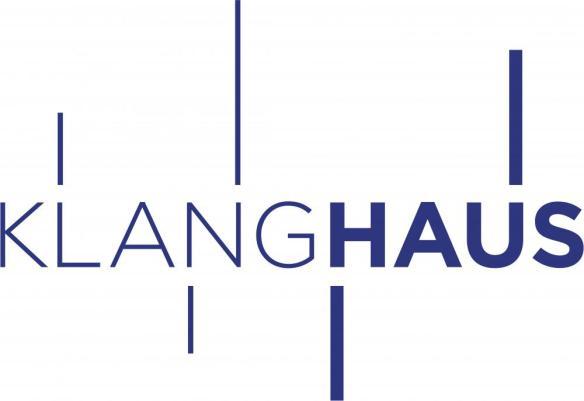 klanghaus_logo_blue